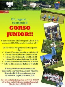 CORSO JUNIOR U15