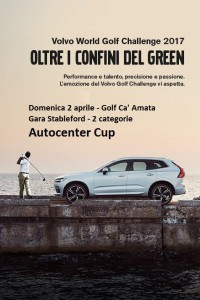 locandina volvo Autocenter Cup